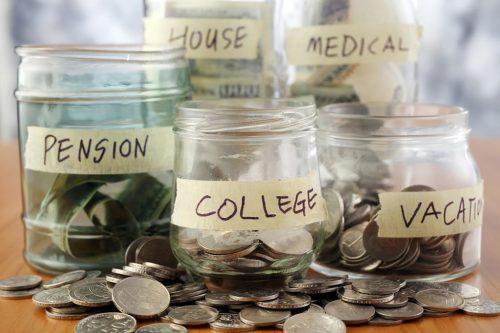 Obiettivi di risparmio