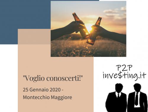 Conosciamoci - 25-01-2020 Vicenza