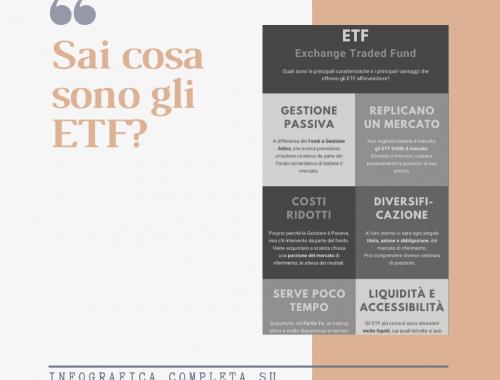 Cosa sono gli ETF