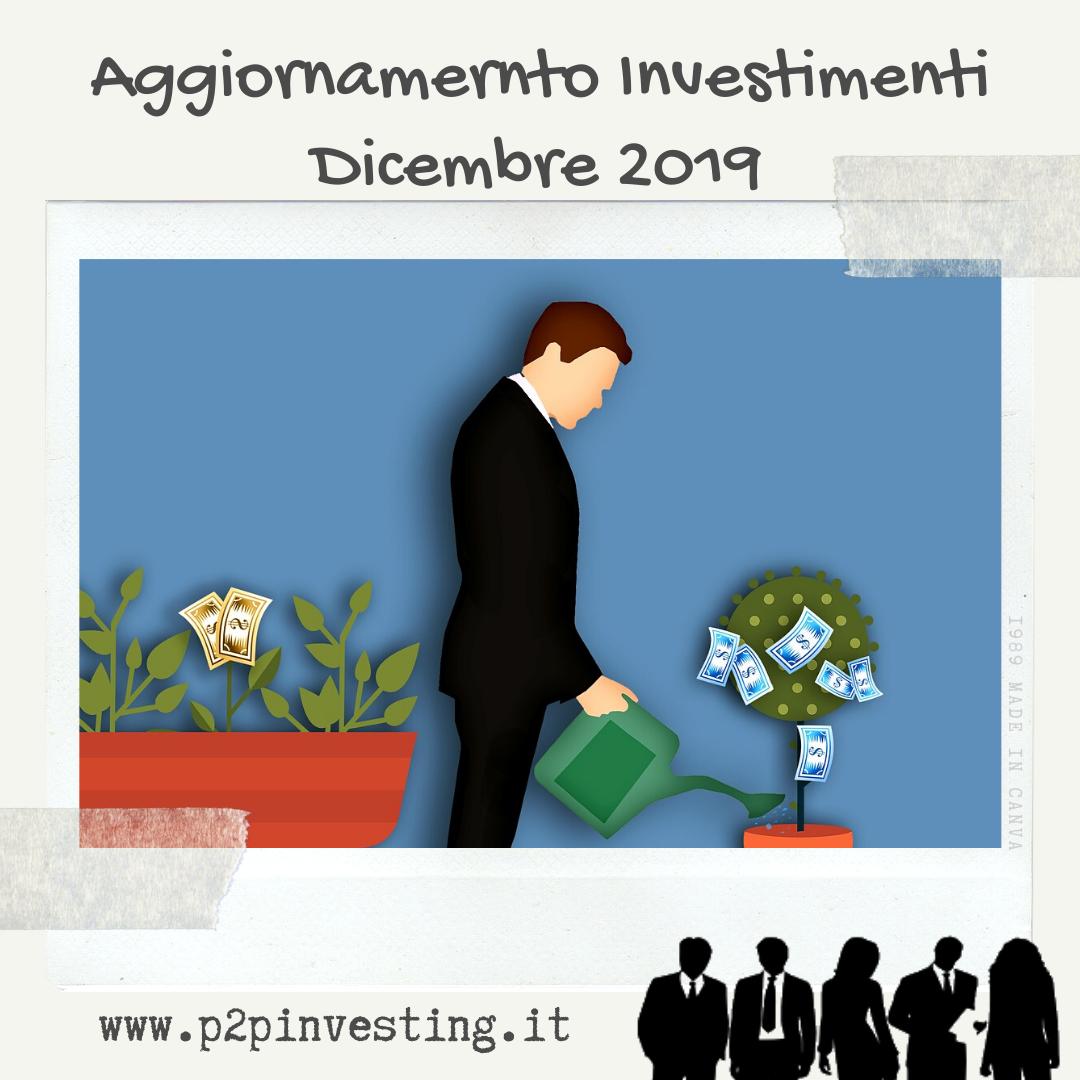 Investimenti Dicembre 2019