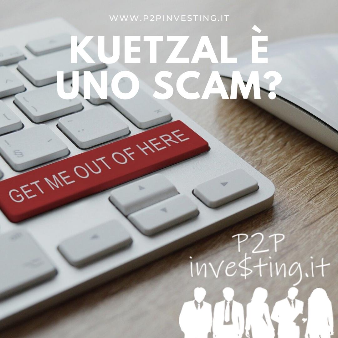Kuetzal scam