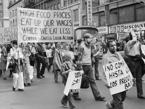 Stagflazione USA negli anni '70