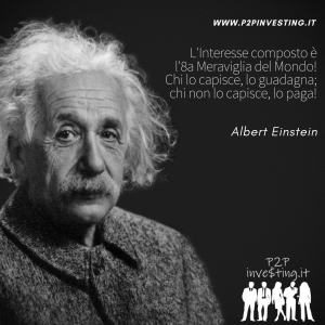 Interesse composto di Einstein