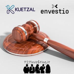 Kuetzal Envestio in tribunale