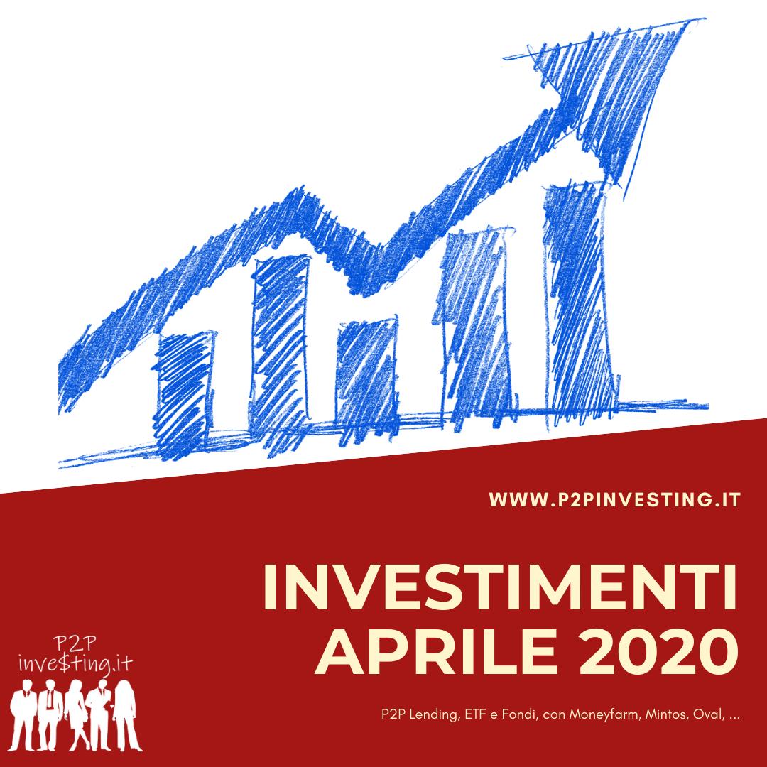 Investimenti Aprile 2020