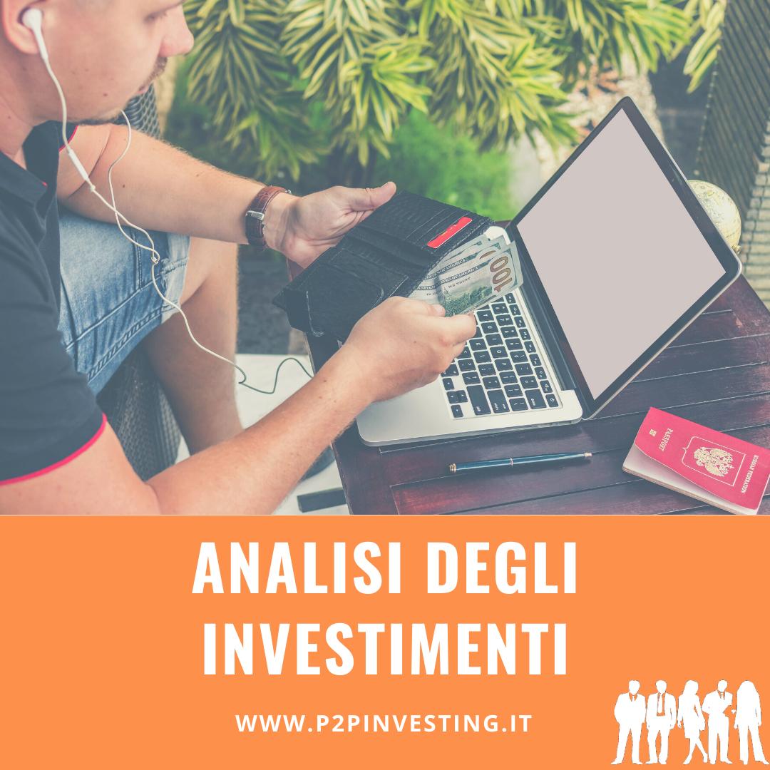 Investimenti 07-2020